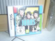 NDS Spiel Disney Jonas