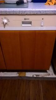 NEFF Spülmaschine