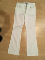 NEUE weiße Hose von MÖTIVI