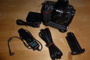 Nikon D810, mit