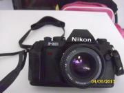 NIKON F- 301 zu verkaufen