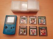 Nintendo Gameboy Color,