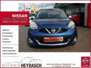 Nissan Micra Style Edition Navi