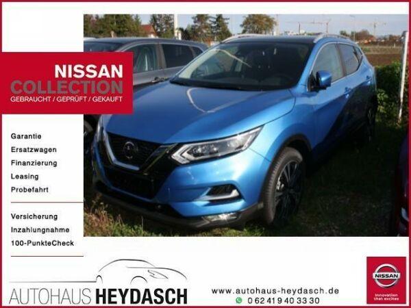Nissan Qashqai N-Connecta PGD WINTER-PAKET
