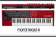 Nordlead 4 Synthesizer (
