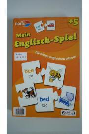 Noris - Mein Englisch-Spiel