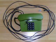 Nostalgie-Telefon aus