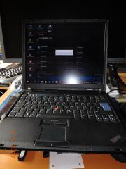 Notebook - Lenovo T60,
