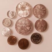 österreichische Münzen - Groschen -