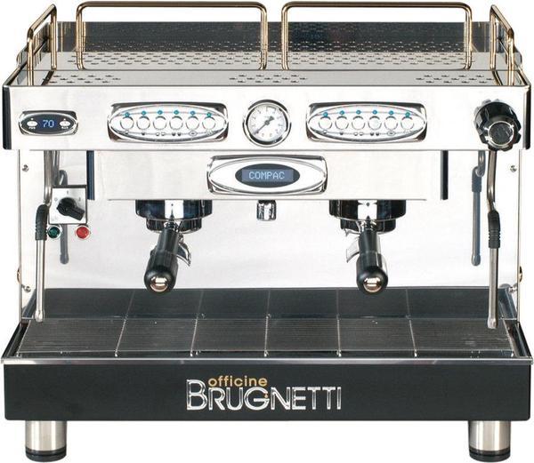Officine Brugnetti Compact Kaffeemaschine 2-gruppig +++ in Berlin ... | {Espressomaschinen 96}
