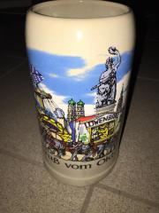 Oktoberfest-Bierkrug