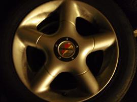 Bild 4 - Opel 4x Fondmetal TECH1 G3 - Sinzig