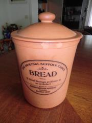 ORIGINAL ENGLISH POTTERY BROTTOPF 50 -