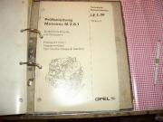 Original Opel KTA1697 Omega B