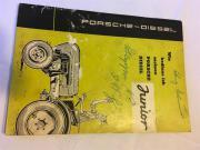 Original Porsche Diesel