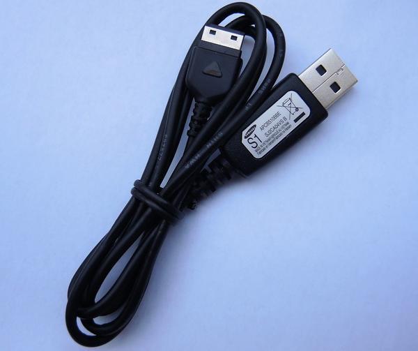 Original Samsung DATENKABEL USB S20-pin-Stecker