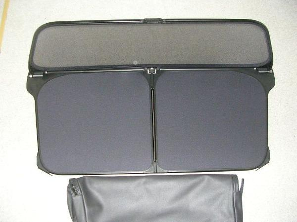 original vw eos windschott mit tasche unbenutzt in m nchen innen und zusatzausstattung. Black Bedroom Furniture Sets. Home Design Ideas