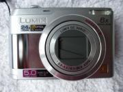 Panasonic LUMIX DMC-LZ2 Kompktdigitalkamera gebraucht