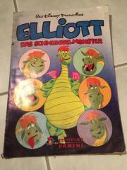 Panini Album Elliott