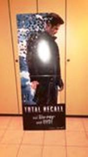 Pappaufsteller Kino Poster