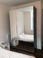 kleiderschrank schwarzbraun in nürnberg - haushalt & möbel, Gestaltungsideen