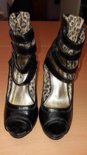 Peeptoes High Heels