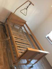pflegebett elektrisch haushalt m bel gebraucht und neu kaufen. Black Bedroom Furniture Sets. Home Design Ideas