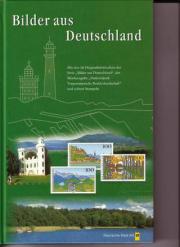 Philatelie-Album Deutsche Landschaften