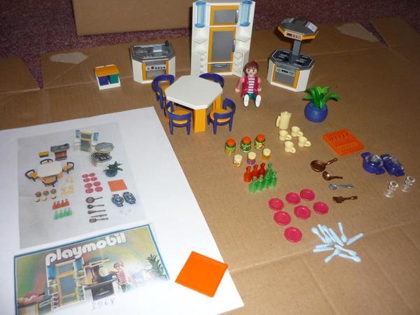 Playmobil Küche 3968 » Spielzeug: Lego, Playmobil