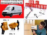 Professionelle Umzüge Service (