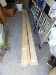 Profilholz, Holzpaneele, Nut &