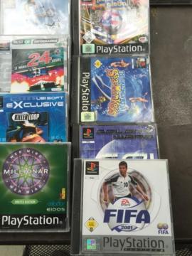 PS PlayStation Kinder Spiele alle: Kleinanzeigen aus Starnberg - Rubrik PlayStation Sonstiges