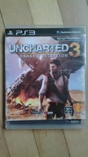 PS3 Spiel Uncharted