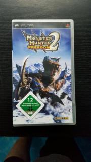 PSP Monster Hunter