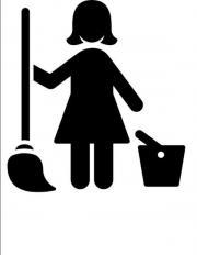 Putzfrau gesucht in