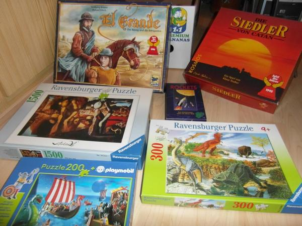 Puzzle 200 300 Teile Kartenspiel