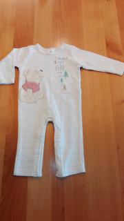 Pyjama Winnie Puuh Gr 80