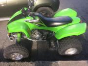 Quad Kawasaki KFX