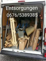 Räumungen und Entsorgung Wien 0676