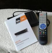 Receiver und TV
