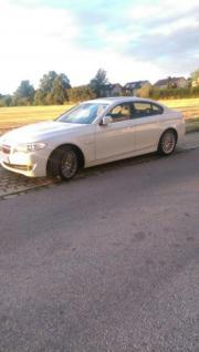 Refinanzierung BMW 525d