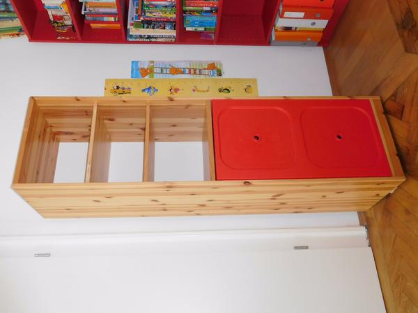 trofast regal weia a a gebraucht kaufen nur 4 st bis 65 g nstiger. Black Bedroom Furniture Sets. Home Design Ideas