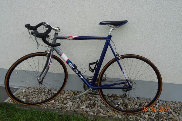 Rennrad Scott, Biaxial » Mountain-Bikes, BMX-Räder, Rennräder