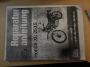 Reparaturanleitung Motorrad