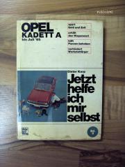 Reparaturanleitung Opel Kadett A Jetzt