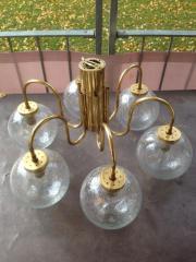 Retro- Decken- Lampe im 60