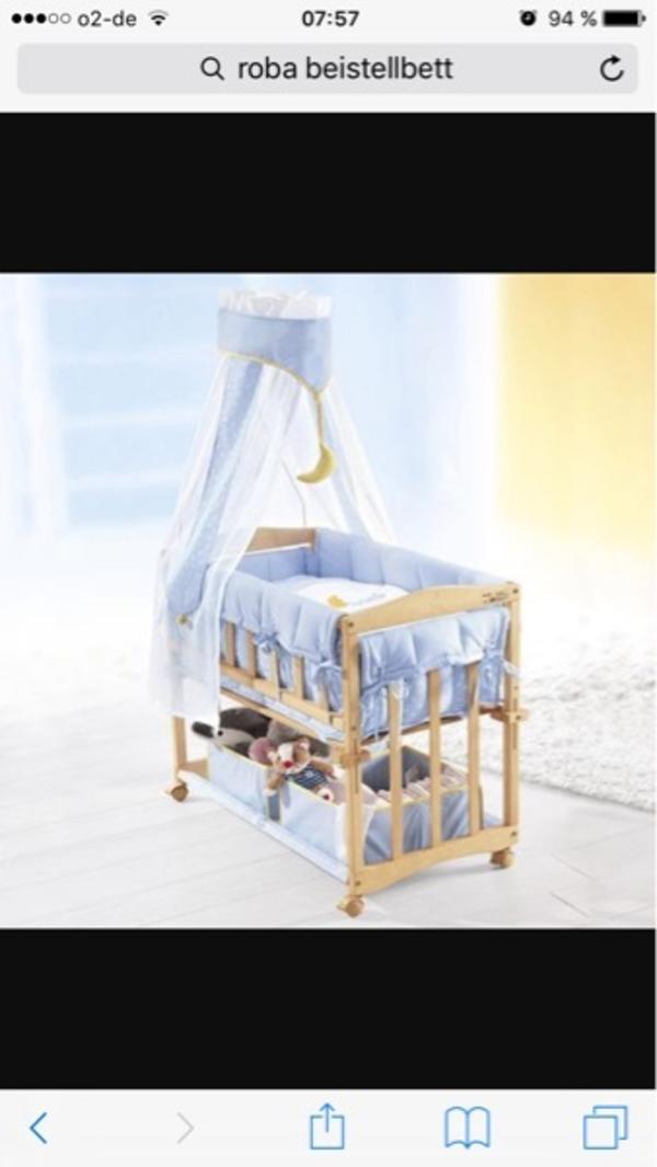 roba beistellbett neu und gebraucht kaufen bei. Black Bedroom Furniture Sets. Home Design Ideas