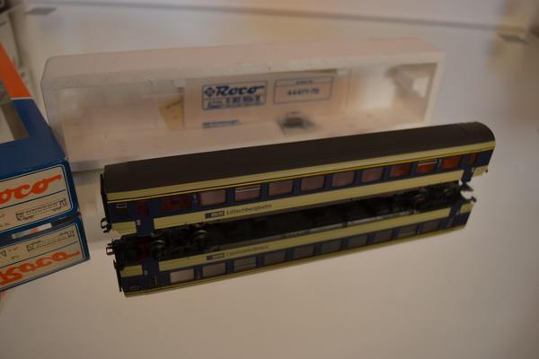 Roco 44474 H0 Schnellzugwagen A
