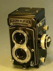 Rolleiflex 6x6 Typ T im