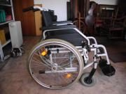 Rollstuhl B B guter Zustang